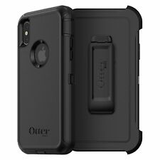 Artikelbild OTTERBOX 77-57026 Defender Series Apple iPhone X Schutzhülle/Holster Gürtelclip