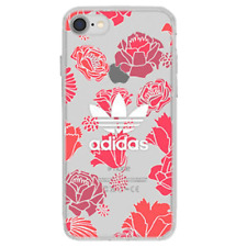 Artikelbild ADIDAS Originals Clear Case 26333 Apple iPhone 7/8 Blumenmuster Rot