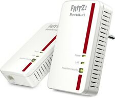 Artikelbild AVM FRITZ!Powerline 1000E Set 1000 MBit/s PowerLAN Kit AES Gigabit