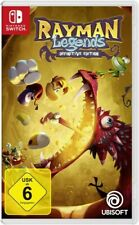 Artikelbild Software Pyramide Switch Game Rayman Legends: Definitve Edition