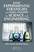 EXPERIMENTAL STRATEGIES AND DATA ANALYSIS FOR RESEARCH - NEW HARDCOVER BOOK