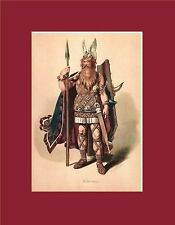 WOTAN TEMPLE OF
