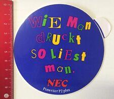 Nec pinwriter p2000