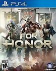 For Honor PS4 New