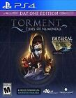 Torment - Tides of Numenera Day One Edition (Sony PS4, 2017)