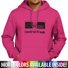 Control Freak NES Classic Retro Nintendo Game Jacket Pullover Hoodie Sweater