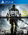 Sniper: Ghost Warrior 3 Season Pass Edition -(PS4)pre order Ships out 04/25/2017