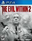 The Evil Within 2 For PS4 BRAND NEW Factory Sealed + FREE SHIPPING