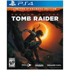 Shadow of the Tomb Raider Limited Steelbook Edition - (PS4, Xbox One)! PREORDERS