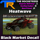 [PC STEAM ]Rocket League Universal Black Market Mystery Decal (Trigon,Dissolver)