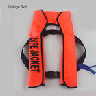 Adult Automatic Manual Inflatable Life Jacket 150N Sailing Emergency LifeVest