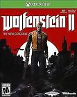 Wolfenstein II: The New Colossus (Microsoft Xbox One, 2017)new & Seal